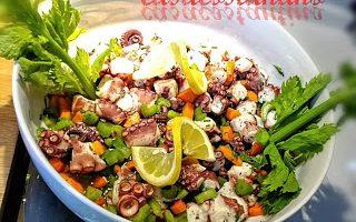 Polpo ad insalata