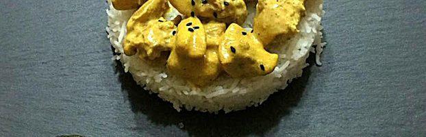 Pollo al curry – Oggi cucina…Emanuele