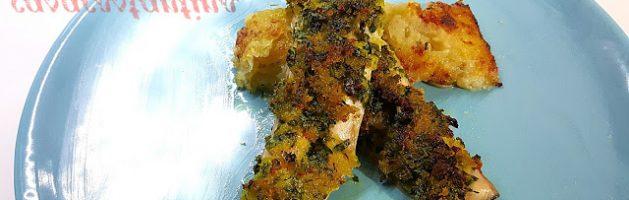 Sgombri panati – Oggi cucina…Samanta