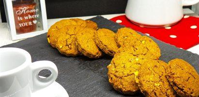 Biscotti alla Maca